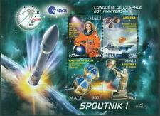 2017 60th anniversary conquest of space Sputnik #2 payette ARD ESA women