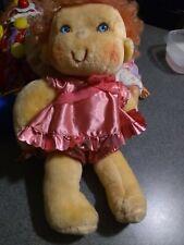 Huggins Hugga Bunch Pink Doll Kenner 1985 Hallmark  pink clothes free shipping