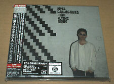 Noel Gallagher's High Flying Birds Chasing Yesterday - 2 CD Sealed JAPAN Edition