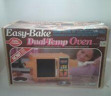 Vintage 80's Betty Crocker Easy Bake Dual-temp Oven