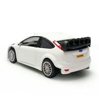Ford Focus RS WRC Racing Car 1:43 Model Car Diecast Toy Kids Gift Collection
