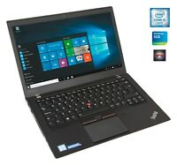 Lenovo ThinkPad T460s Core i5-6300u 8GB 256GB SSD FullHD IPS Touchscreen LTE A-