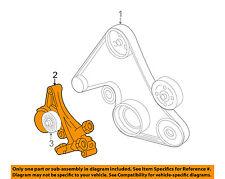 GM OEM-Serpentine Fan Belt Tensioner 12590766