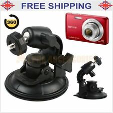 In Car Window Windscreen Suction Cup Mount Tripod Holder For Camera - UK - NEW