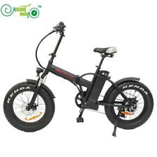 On Sale 48V 500W 8Fun/Bafang Hub Motor 20 Inch Ebike Mini Folding Fat Tire Ebike