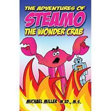 Abenteuer von Steamo das Wunder Waldfuchs Taschenbuch NEU Michael Miller 01/08/2016
