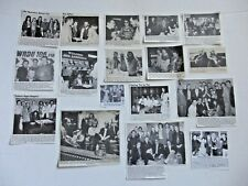 YES Anderson HOWE Wakeman original magazine clippings LOT of 17 1970's 1980's