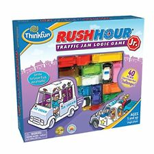 Rush Hour Junior Traffic Logic Puzzle Game - ThinkFun
