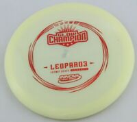 NEW Champion Glow Leopard3 166g Driver Innova Disc Golf at Celestial Discs