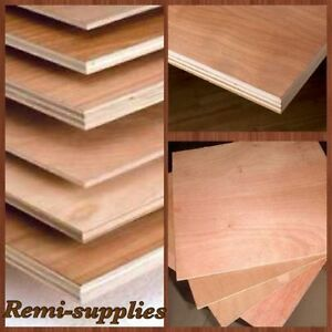 6mm Thick Ply Board Plywood Flooring Subfloors Different Pack SizesTo choose
