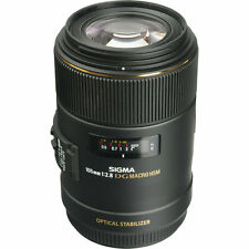 Sigma EX 105mm F/2.8 OS HSM DG Lens