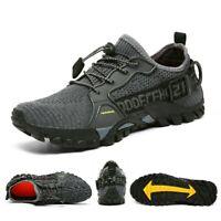Herren Turnschuhe Sneaker Sportschuh Tennis Schuhe Wanderschuhe Outdoor Trekking