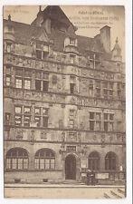 paray-le-monial , hôtel de ville , style renaissance