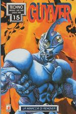 manga STAR COMICS GUYVER numero 15