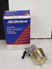 NOS AC Delco USA made 40770 GM Replacement Fuel Pump 1970-74 Corvette 454