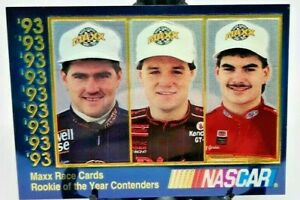 1993 - MAXX Premiere of the Year Contenders - Great Condition!