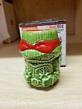 TMNT Raphel Tiki  Loot Crate Geeki Tikis Teenage Mutant Ninja Turtles mug