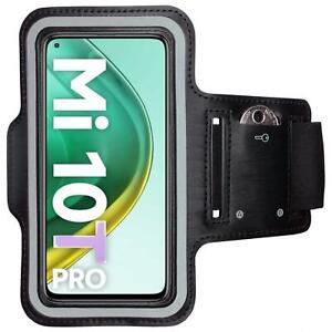 Armband für Xiaomi Mi 10T / 10T Pro Sport Handyhülle Sport Fitness Tasche Etui