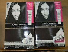 John Frieda Precision Foam Colour 2A Luminous Blue Black Permanent Dye (2 Pack)
