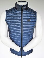 NEW  ABERCROMBIE & FITCH Lightweight Down  - men's down vest size S Small NEW