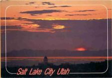 (lsa) Salt Lake City UT: Sunset