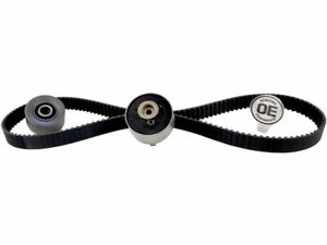 For 2009 Pontiac G3 Wave Timing Belt Kit AC Delco 39788QP 1.6L 4 Cyl GAS