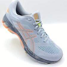 ASICS GEL-Kayano 26 Lite   Women SZ 12 M Running Shoes Grey/Cora WORN ONCE.CD1