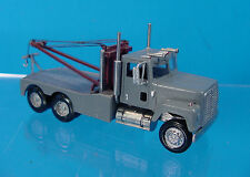 Ho 1/87 Wiseman Ot5029 International 4200/4300 Semi Heavy Duty Wrecker Truck Kit