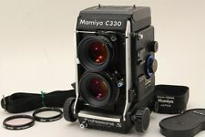 "【Top Mint】Mamiya C330 Professional S w/Sekor 80mm ""S"" 80mm f2.8 Lens  from Japan"
