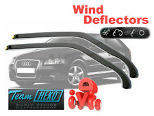 Audi A3  S3 2003 - 2011  3.doors  Wind deflectors  2.pc   HEKO  10215