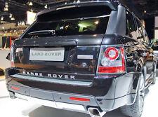 land rover range rover sport sto stangen zierleisten. Black Bedroom Furniture Sets. Home Design Ideas