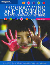 Programming and Planning In Early Childhood Settings 3e