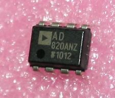 Analog Devices AD820ANZ Low Power FET-Input Op Amp (DIP8)