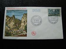 FRANCE - enveloppe 19/6/1965 moustiers sainte-marie (cy10)