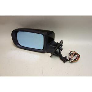 1995-2001 BMW E38 7-Series Left Outside Side Mirror Memory Heat Black 2 OEM
