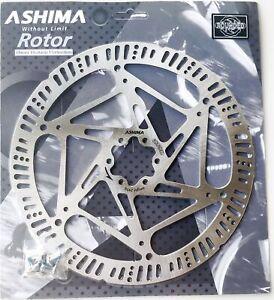 Ashima Bremsscheibe E-BIKE Extreme Rotor 220mm CYCLING DISC BRAKE SILVER VVV
