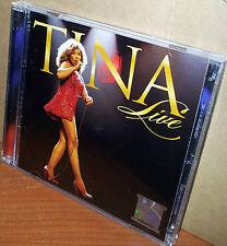 Tina Turner - Tina Live (2009) (CD + DVD)