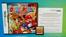 Mario Party DS - Nintendo DS DS Lite 3DS 2DS Game Tested Luigi Yoshi Wario Peach