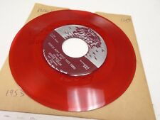 Herbie Fields Harlem Nocture/Things Ain't What 45 RPM Parrot Records RED WAX VG+