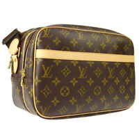 LOUIS VUITTON REPORTER PM MESSENGER SHOULDER BAG MONOGRAM M45254 SP4049 01775