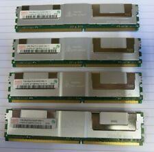 Hynix HYMP512F72BP8N2-Y5 4GB (4x1GB) 2Rx8 PC2-5300 240P DDR2 CL5 ECC Memory RAM