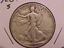 1928 S LIBERTY WALKING HALF DOLLAR - VF - SEE PICS! - (N4540)