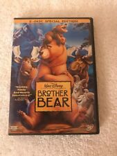 Brother Bear Walt Disney 2 Disc Special Edition
