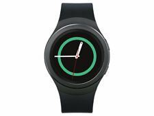 Samsung Gear S2 R730T 42mm Stainless Dark Gray (T-Mobile) Smart Watch