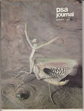 PSA Journal -  November 1969 - Vintage Issue