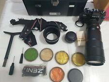 (Brand New) ZENIT FS-122 XPS Photo Sniper FS 12-3 Lens MC TAIR -3 (4,5/300) Phot