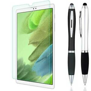 Pen + Tempered Glass Screen Protector For Samsung Galaxy Tab A7 Lite (2021)