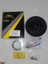 Luisi steering wheel boss hub Fiat 500 Abarth nuova with airbag since '06.