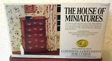 Xacto CHIPPENDALE 40009 CHEST ON CHEST Circa 1800 HOUSE OF MINIATURES