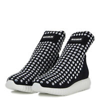 GIOSELIN SCARPA DONNA SNEAKERS BORCHIE LIGHT STUDS